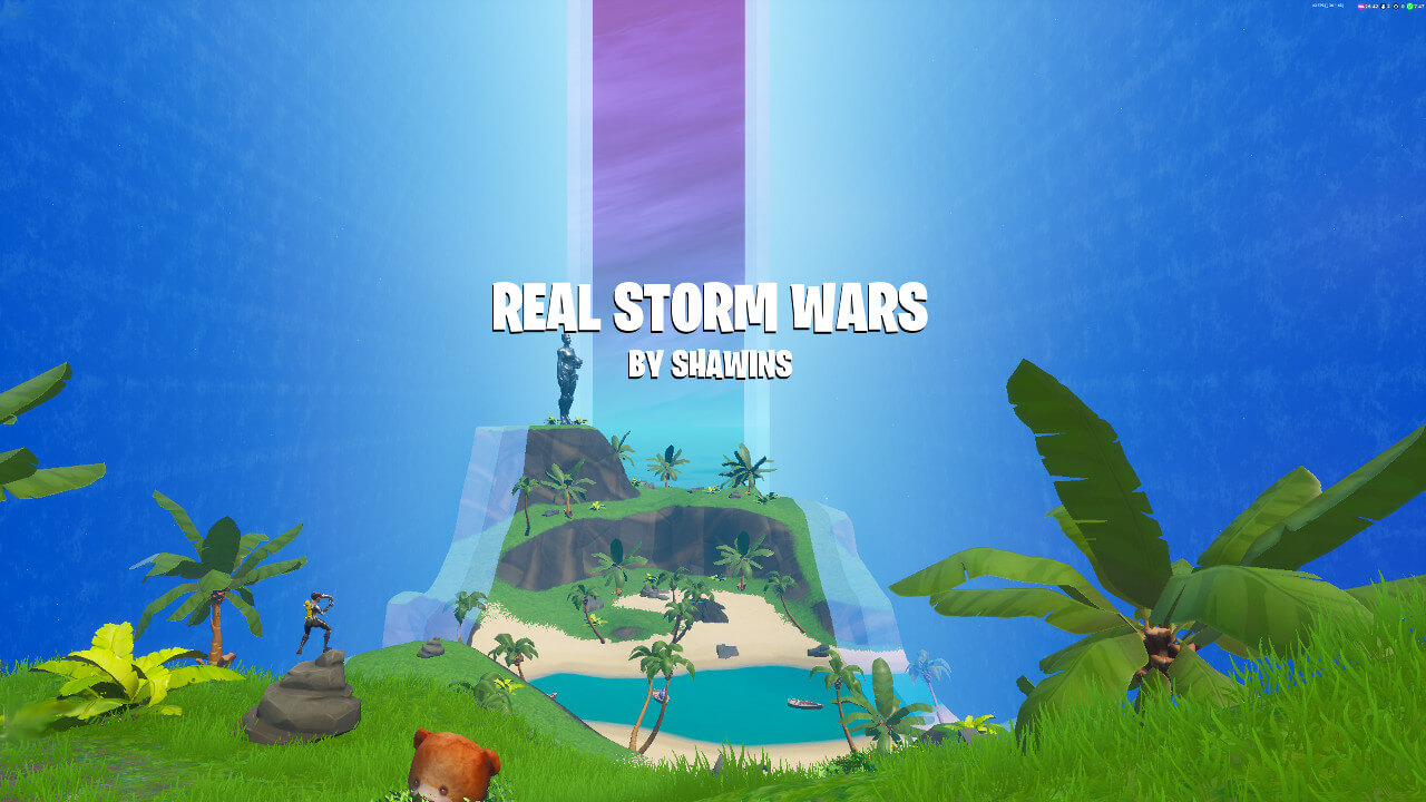 Storm Zone Wars Fortnite Code Fortnite News And Guide